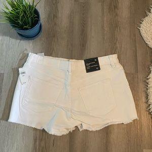 White Shorts - Never Worn!